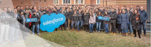 Salesforce bei T-Systems Multimedia Solutions